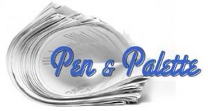 Pen & Palette newsletter